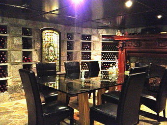 The Secret Wine Cellar